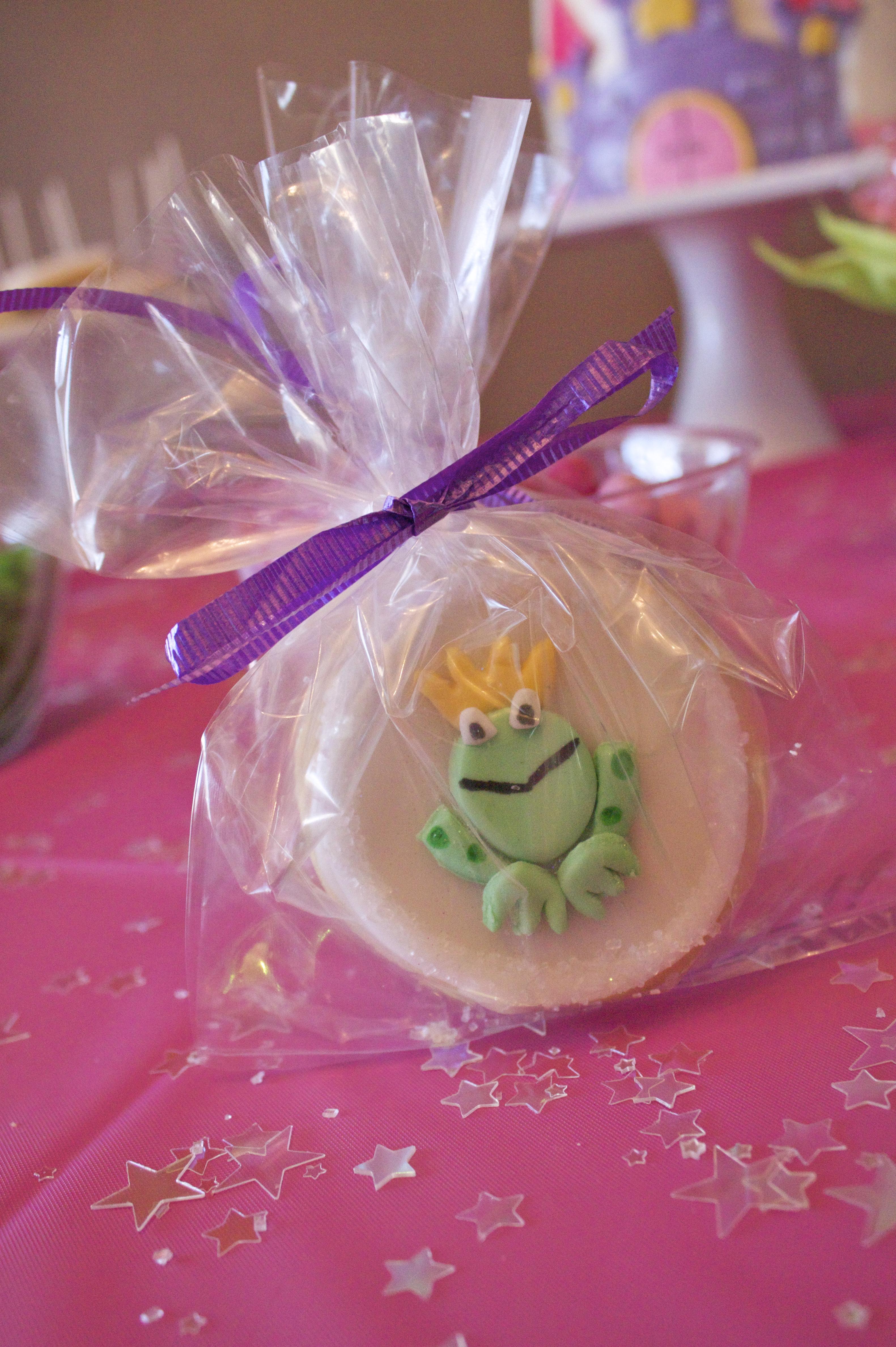 Princess frog prince cake and dessert bar | for cake sake blog
