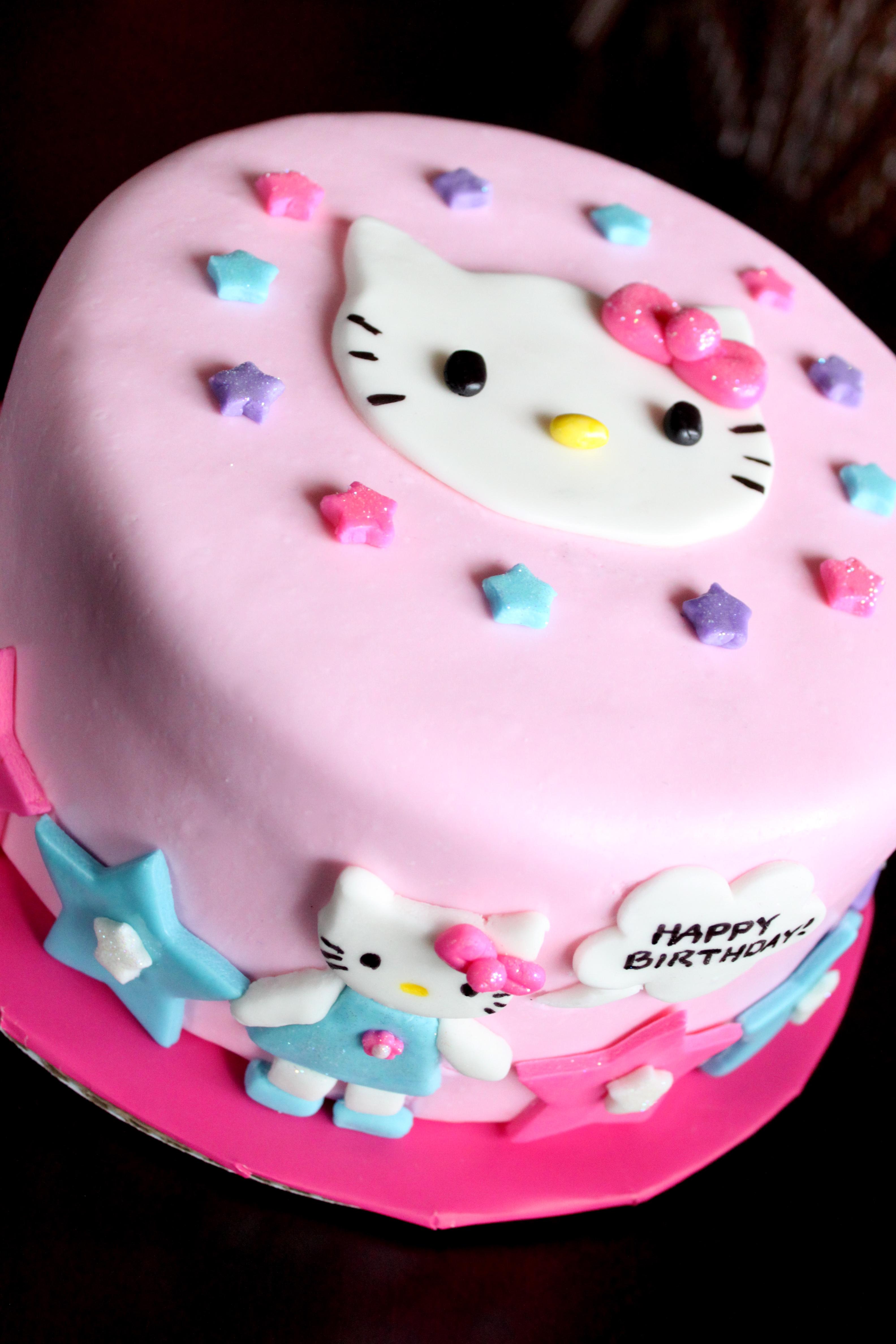 Hello Kitty Cake  for cake sake blog