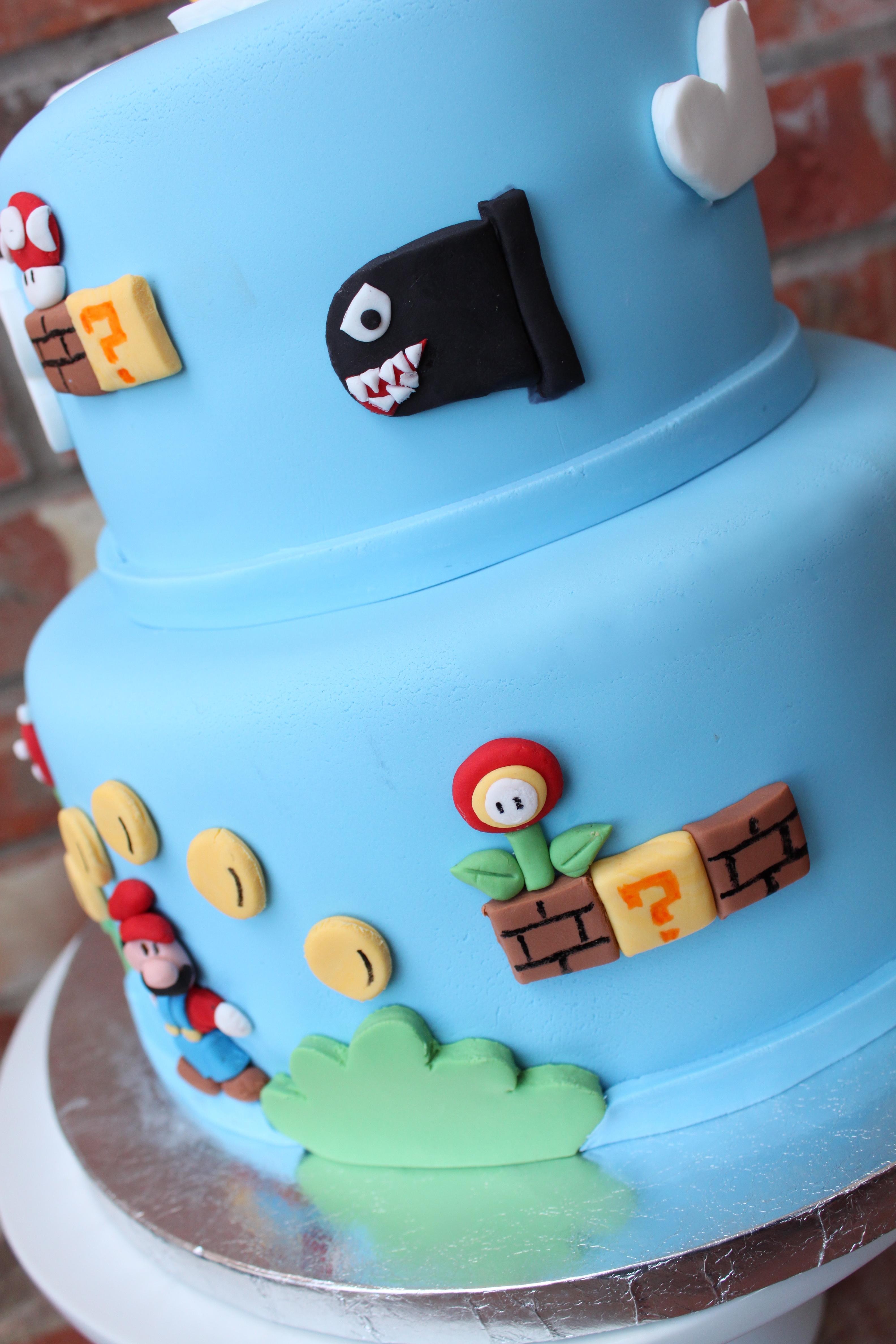 Cake Bros Website